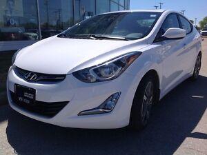 2015 Hyundai Elantra GLS at Heated Seats Sunroof Bluetooth