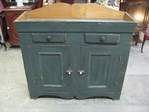 Antique Pine Dry Sink West Island Greater Montréal image 1
