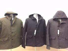 Stone island coats 3 colours M-XXL