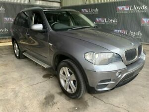 2010 BMW X5 XDrive30d Grey Automatic 4-Door Wagon Carrara Gold Coast City Preview