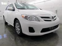 2011 Toyota Corolla BLANC AUTOMATIQUE AIR CLIMATISÉ 49,000KM