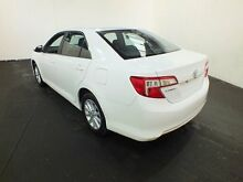2014 Toyota Camry ASV50R Altise White 6 Speed Automatic Sedan Clemton Park Canterbury Area Preview