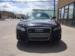 2010 AUDI A4 QUATTRO 2.0T NO ACCIDENTS 6 speed manual ! HOT