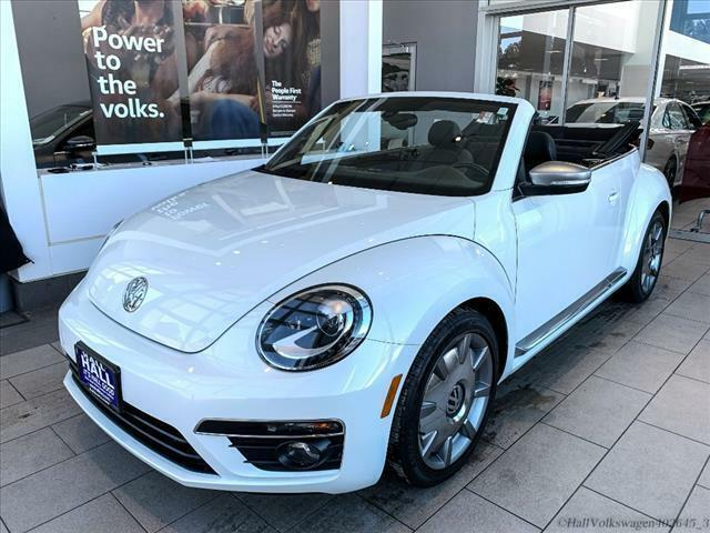 Owner 2014 Volkswagen Beetle Convertible, Oryx White Pearl with 22202 Miles available