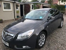 2013 Vauxhall Insignia 1.8 SRI Only 35,000 miles 3 months warranty