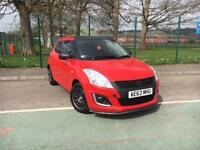 Suzuki Swift 1.2 SZ2 5 DOOR 2013 63 PLATE *ONLY 45K MILES, FULL SUZUKI S/H*