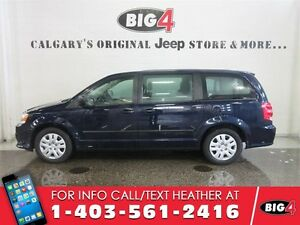 2014 Dodge Grand Caravan SE | Canada Value Package |