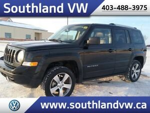 2016 Jeep Patriot High Altitude **4X4-:EATHER-SUNROOF**