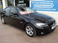 BMW 320 2.0TD 2011 d EfficientDynamics Full S/H Finance Available p/x