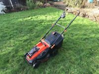 Black and Decker CLM3820L2-GB 36V 2.0Ah Lawn Mower with 2 Batteries