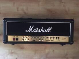 Marshall TSL60 - JCM2000 60watt Triple Super Lead Tube Guitar Amplifier