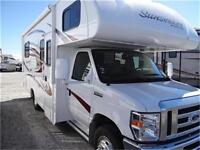 RV Canada Rental Inventory Blow Out Event!