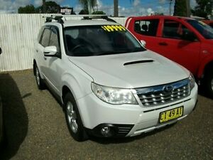 2010 Mitsubishi Outlander ZH MY10 VR-X White 6 Speed Sports Automatic Wagon South Grafton Clarence Valley Preview