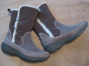 Columbia Delancey Size 8 Winter Boots
