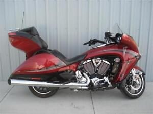 2012 Victory Vision Tour ABS