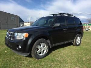 2011 Ford Escape XLT FWD 4 Cyl $6995 certified