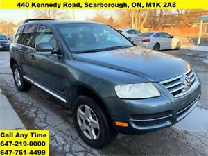 2004 Volkswagen Touareg AWD V6 AS IS Runs & Drives Great $2750