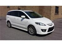 2009 Mazda5 GT, AUTOMATIQUE, MAGS, CUIR, TOIT, FOGLIGHTS