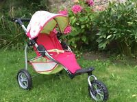 Mamas and Papas toy sport stroller for sale