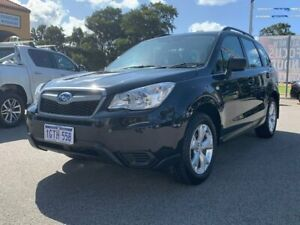 2012 Subaru Forester S4 MY13 2.0D AWD Black 6 Speed Manual Wagon