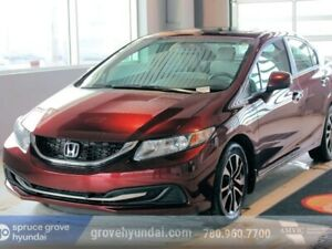 2013 Honda Civic Sdn EX: AUTOMATIC, SUNROOF, BACK UP CAMERA, ALL