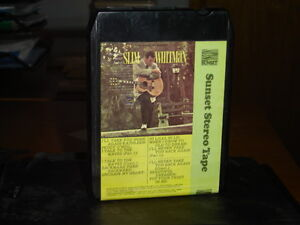 "8-Track Tape: ""GREAT COUNTRY,"" by Slim Whitman"