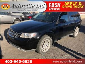 2007 SAAB 9-7X 4.2 AWD leather roof 4x4
