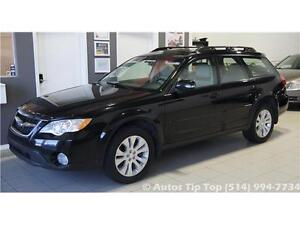 2008 SUBARU OUTBACK 3.0R LIMITED***GPS-CUIR-TOIT PANORAMIQUE