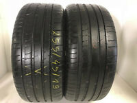 F357 2X 255/45/19 100Y ZR MICHELIN PILOT SUPERSPORT 1X6,5MM 1X7MM TREAD
