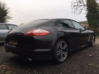 Porsche Panamera 3.0 TD V6 Platinum Edition Tiptronic S 5dr . MOT TILL 24th JUNE 2017