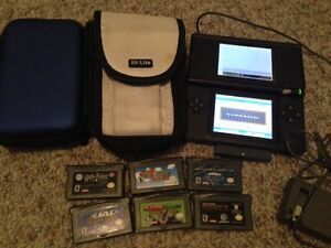 Nintendo DS and many games