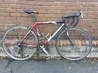 Road Bicycle - Saracen Aravis (Medium sized, 700M wheels)