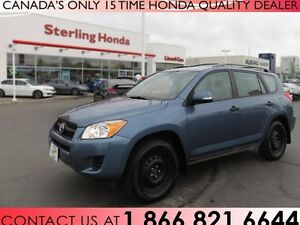 2011 Toyota Rav4 4WD | WINTER WHEELS !!
