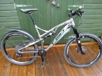 FOR SALE, WHYTE T130 FULL SUSPENSION 27.5, MOUNTAIN BIKE, 1X11 LARGE FRAME.