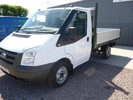 Ford Transit 2.2TDCi Duratorq (115PS) 300S Diesel Chassis Cab 21