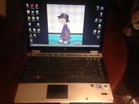 USED IN GOOD CONDITION - HP ELITEBOOK 8440P