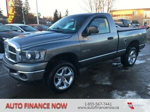 2008 Dodge Ram 1500 REGULARCAB SHORTBOX RARE FIND WARRANTY