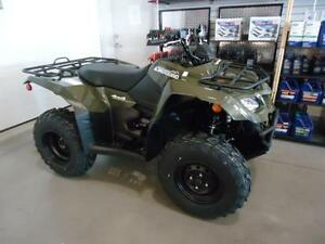 2016 SUZUKI KINGQUAD 400ASI MANUAL West Island Greater Montréal image 1