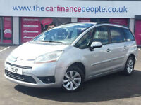 Citroen C4 Picasso 1.6HDi EGS VTR+ ** GOOD/BAD CREDIT CAR FINANCE * FROM £20PW*