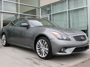 2011 Infiniti G37x HEATED FRONT SEATS/NAVIGATION/SUN ROOF