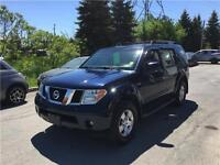 2007 Nissan Pathfinder SE, Safety & ETEST for ON or QC INCL.