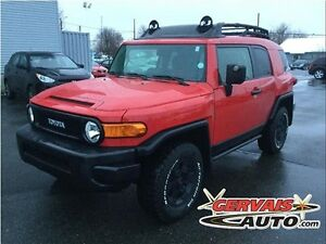Toyota FJ Cruiser Trail Teams Edition Groupe C  V6 4x4 MAGS 2012