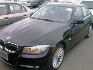 2011 BMW 335 DIESEL AUTOMATIC 140KM BLACK ON BROWN SUNROOF