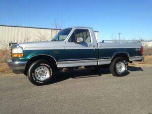 WANTED  1987 - 1996  FORD F150 4x4 TRUCK