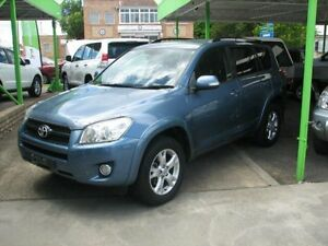 2009 Toyota RAV4 CRUISER PACK 4x4 Wagon Blue 5 Speed Manual Wagon Casino Richmond Valley Preview