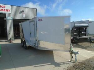 YOUR LOWEST PRICED DELUXE SLED TRAILER/ALL PURPOSE 7X19' London Ontario image 2