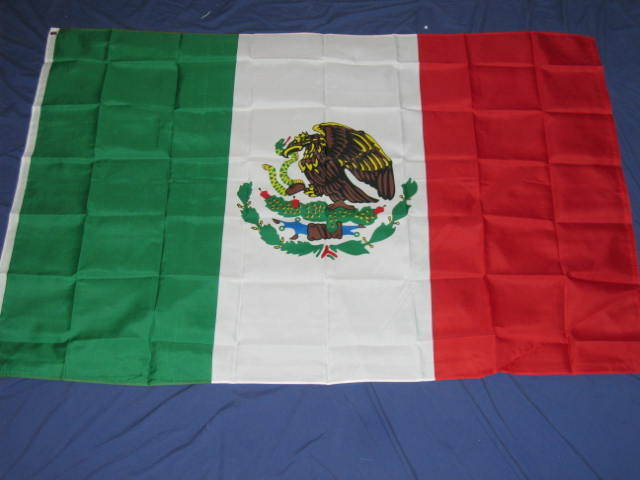 4X6 MEXICO FLAG NEW MEXICAN FLAGS NATIONAL COUNTRY F556