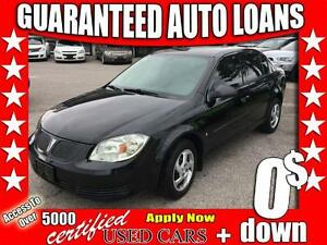 2007 Pontiac G5 Base $0 Down - All Credit Accepted!