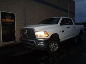 2012 Ram 2500 4X4 ----- 8FT BOX ---- 5.7 HEMI----READY FOR WORK-