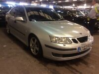 2003 SAAB 9-3 93 2.0 VECTOR AUTOMATIC PETROL SALOON SPACIOUS 5 SEAT MOT GOOD DRIVE N PASSAT MONDEO